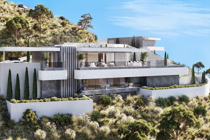 Villa, ref: 1204 for sale in Real de La Quinta, Marbella West