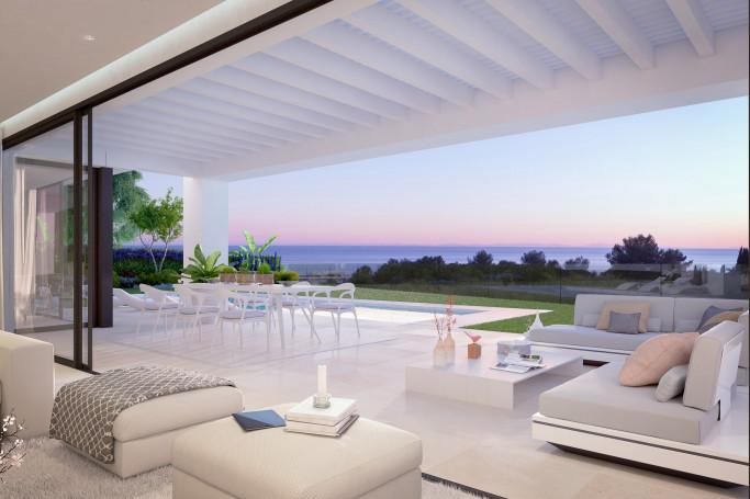 Villa, ref: 1205 for sale in Calahonda, Marbella East