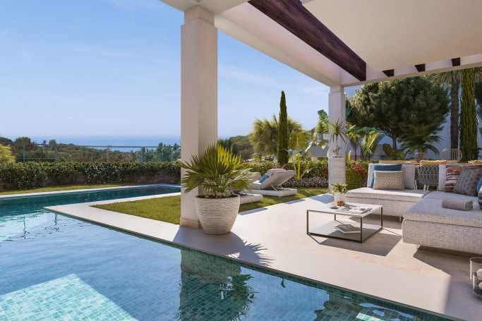 Villa, ref: 1206 for sale in Cabopino Golf, Marbella East