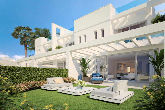 Townhouse, ref: 1207 for sale in Calahonda, Marbella East