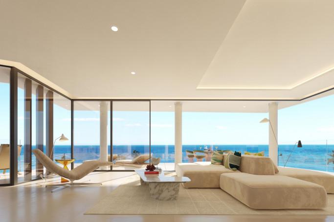Apartment, ref: 1208 for sale in Estepona beach, Marbella West