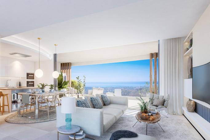 Apartment, ref: 1217 for sale in Real de La Quinta, Marbella West