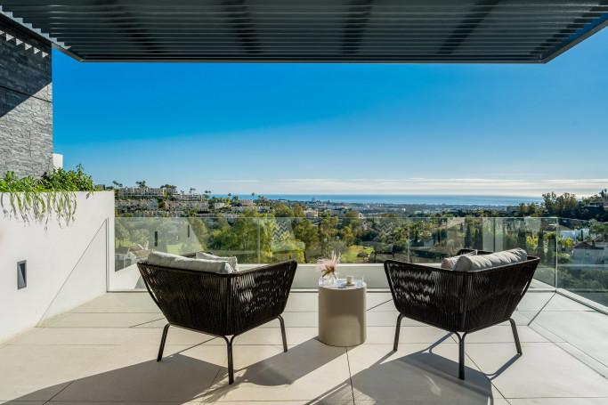 Apartment, ref: 1220 for sale in La Quinta, Marbella West