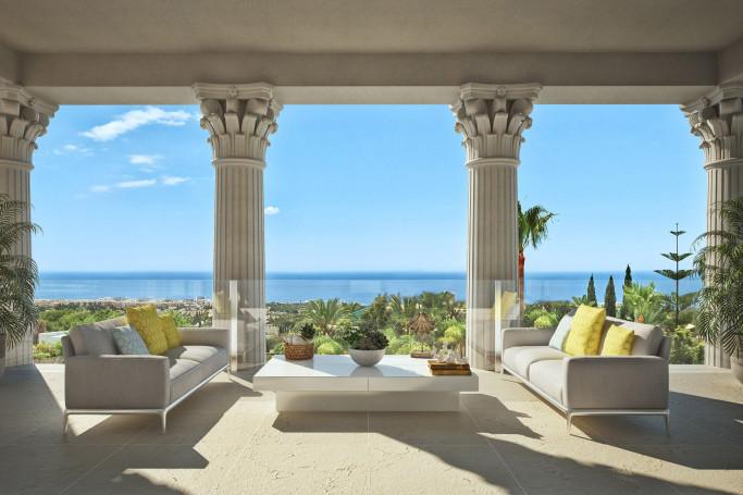 Villa, ref: 1225 for sale in Sierra Blanca, Marbella Golden Mile