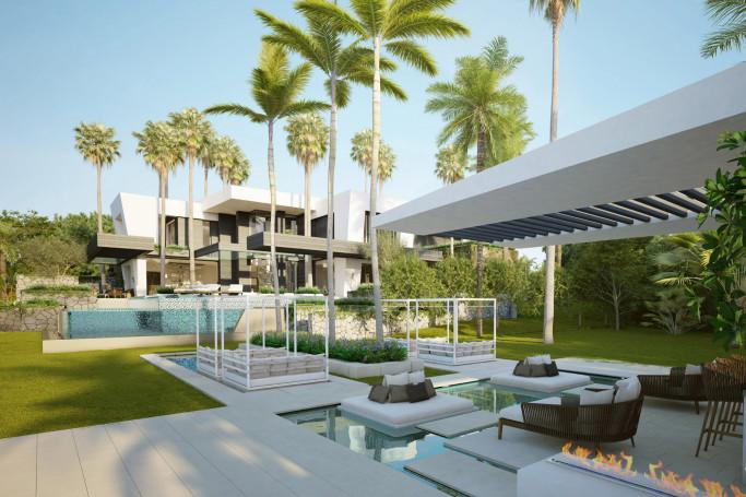 Land, ref: 1230 for sale in Cascada de Camojan, Marbella Golden Mile
