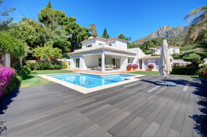 Villa, ref: 1232 for sale in Cascada de Camojan, Marbella Golden Mile