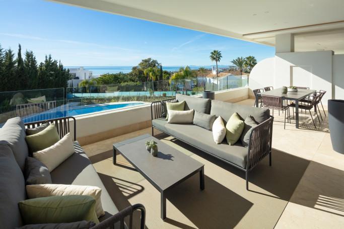 Apartment, ref: 738 for sale in Sierra Blanca, Marbella Golden Mile
