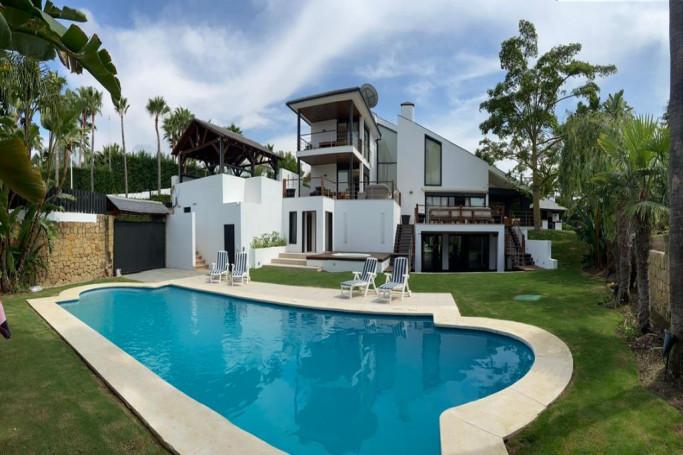 Villa, ref: 962 for sale in Los Naranjos Golf, Marbella West