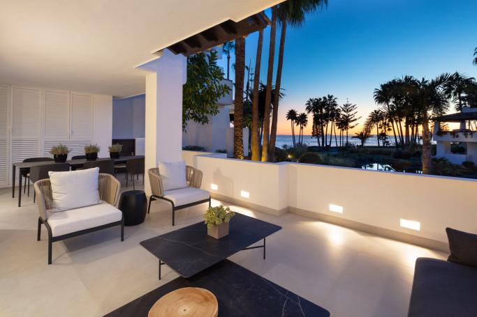 Apartment, ref: 1234 for sale in Marina Puente Romano, Marbella Golden Mile