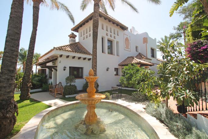 Villa, ref: 1241 for sale in Lomas del Marbella Club, Marbella Golden Mile