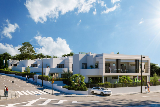 Townhouse, ref: 1251 for sale in Cancelada, Marbella West