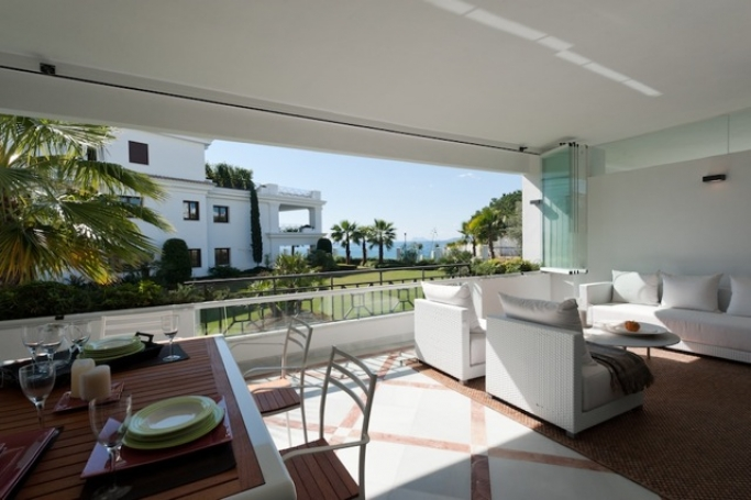 Apartment, ref: 260 for sale in Estepona beach, Marbella West