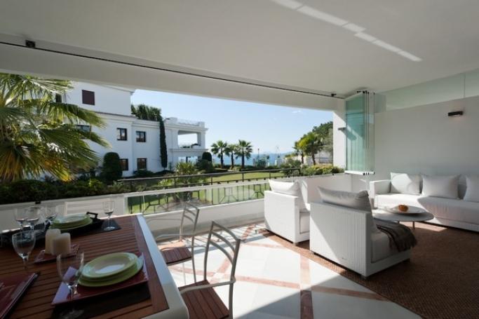 Apartamento, ref: 260 en venta en Estepona beach, Marbella Oeste