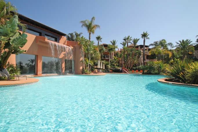 Apartment, ref: 15 for sale in Mansion Club, Marbella Golden Mile