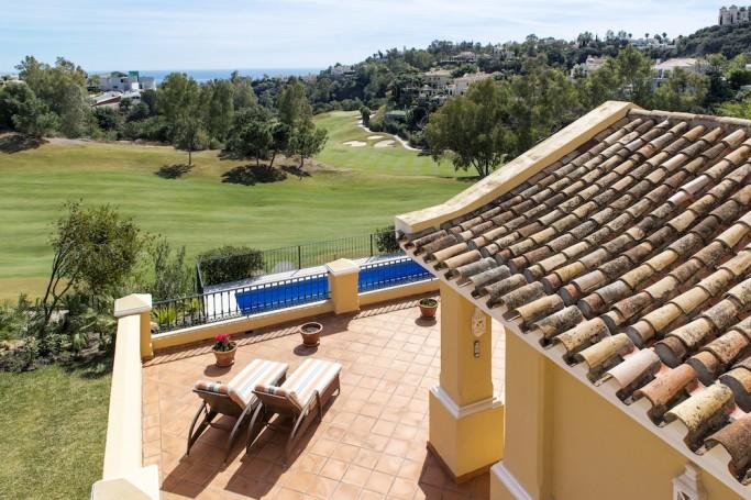 Villa, ref: 921 en venta en La Quinta Golf, Marbella Oeste